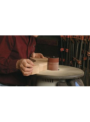 WoodRiver - Benchtop Spindle Sander - Lixadeira de Tambor