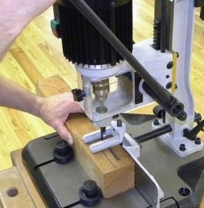 WoodRiver - Mortiser - Máquina para Encaixes